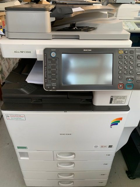 Refurbished Ricoh MFC3502